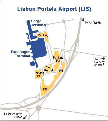 "Схема аэропорта ""Барахас"" г."